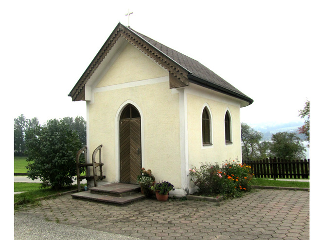 Nußbaumer Kapelle (© Annelu Wenter)
