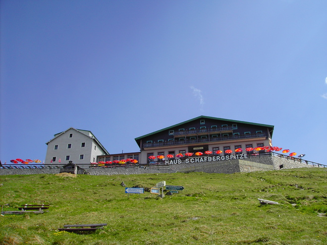 Berghotel Schafbergspitze