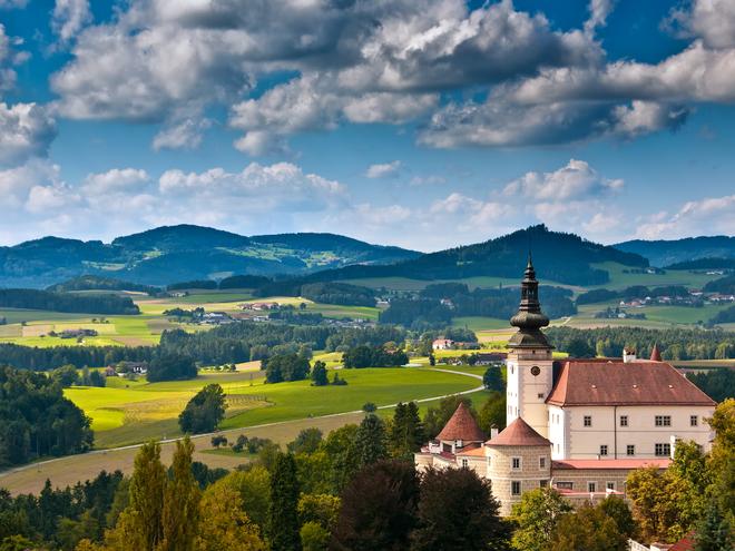 Schloss Weinberg (© Richard Schramm)