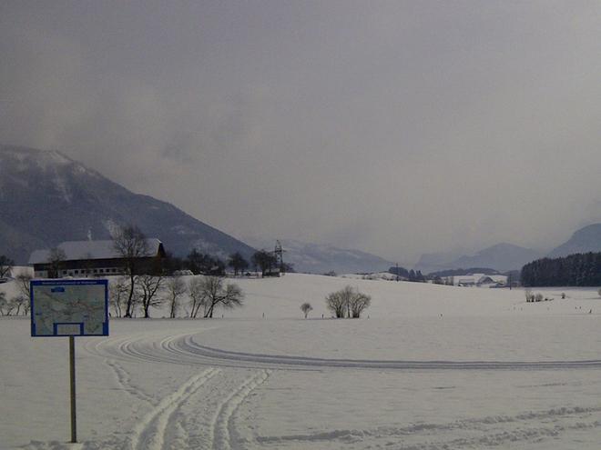 Einstieg Schwarzenbach (© WTG)