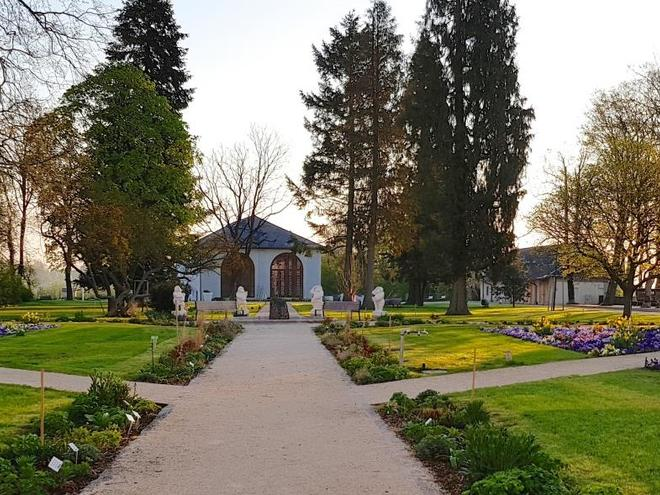 Feigenhaus Park (© Stift_Kremsmuenster)