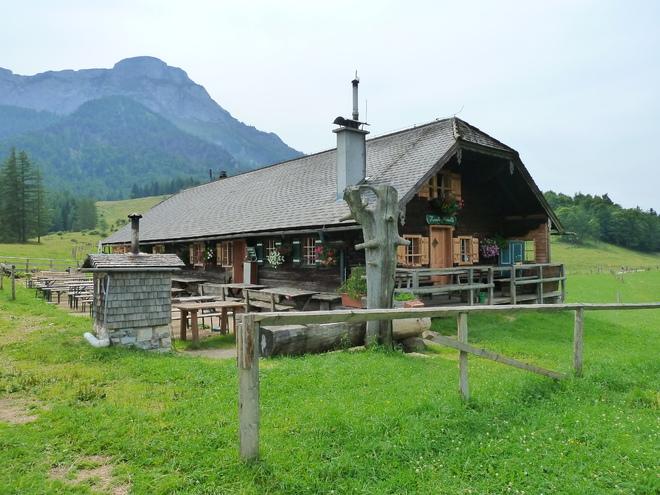 Kienberghütte (© WTG)