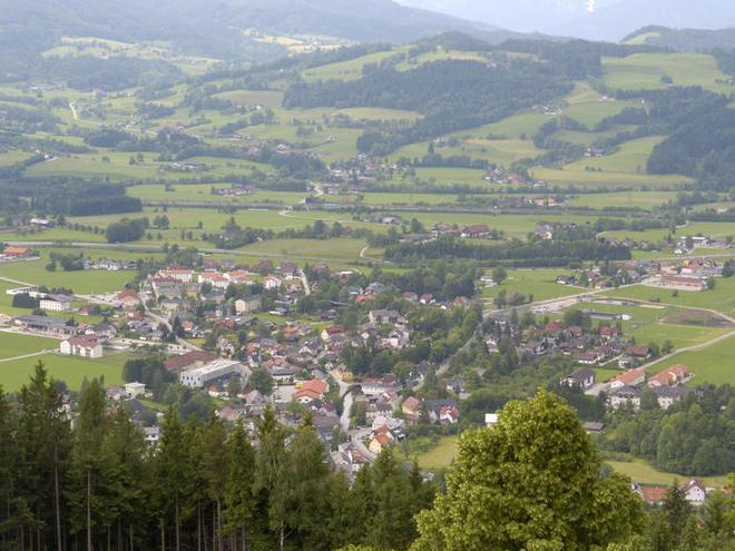 Panoramablick vom Wurbauerkogel (© TVB Pyhrn-Priel)