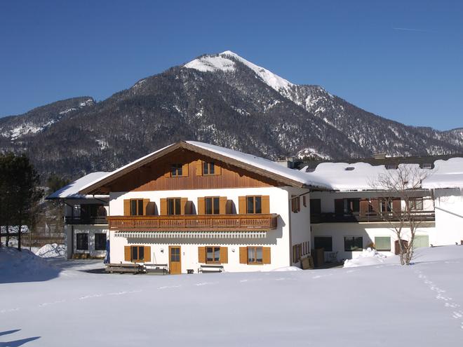 Hausansicht Gasthof Zur Wacht (© Alfred Lindenthaler)