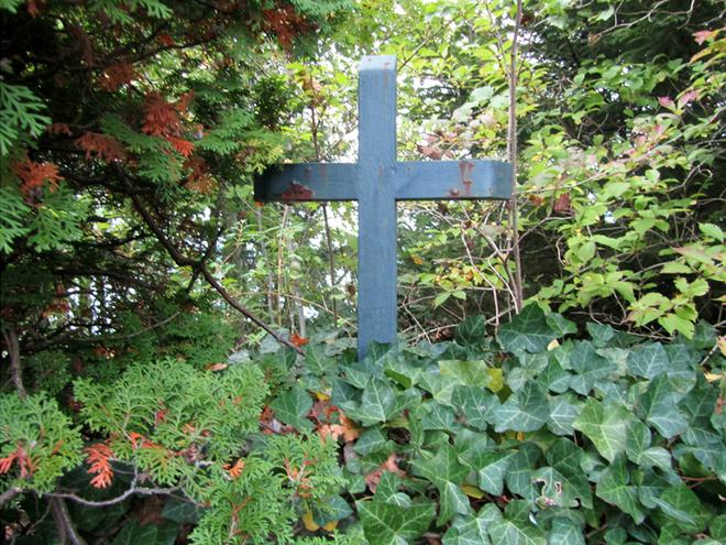 Hans Machata Kreuz (© Annelu Wenter)