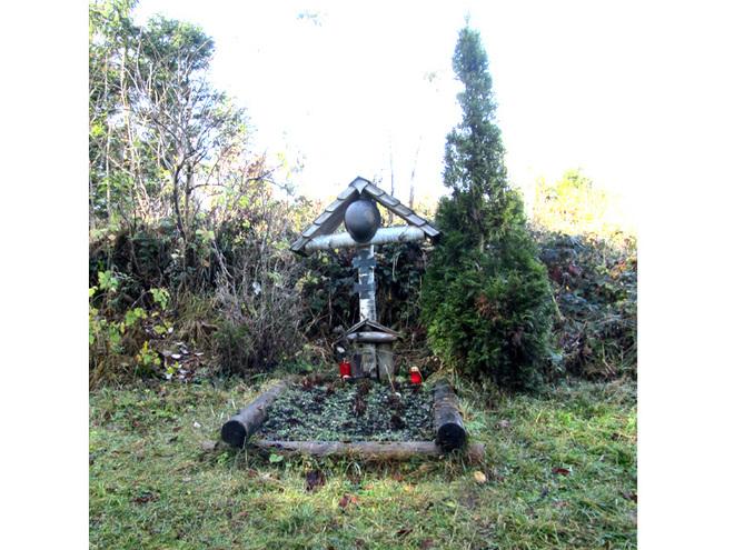 Soldatengrab (© Annelu Wenter)