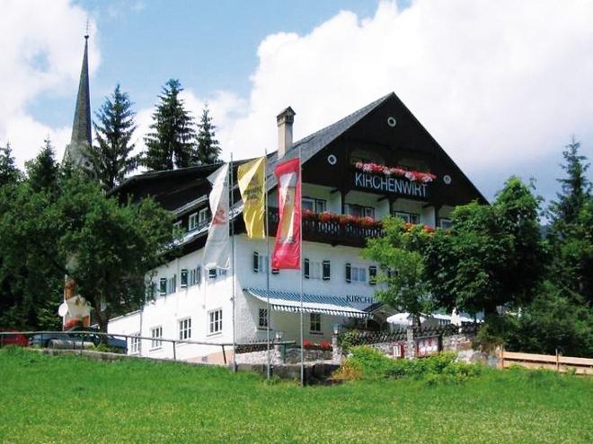 Gasthof Kirchenwirt (© Familie Peham-Nutz)