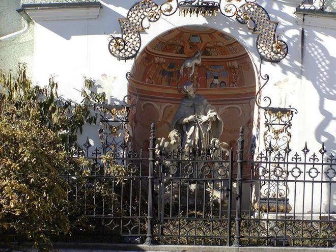 Wels: Nepomukkapelle