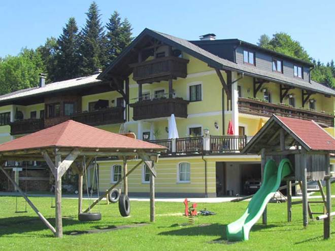 Gasthof Waldfrieden (© www.mondsee.at)