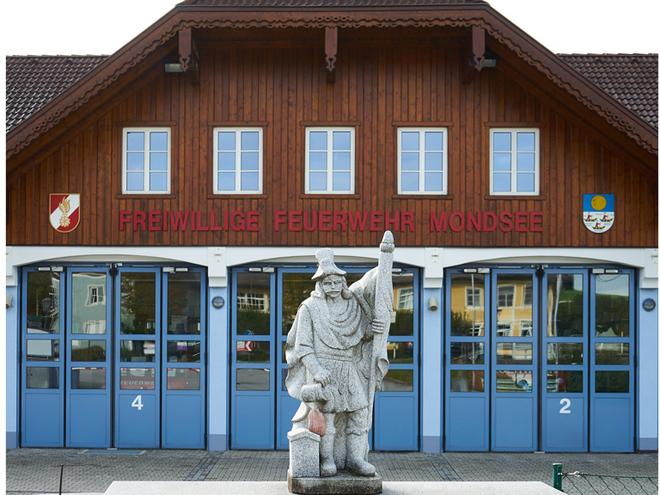 Feuerwehrhaus Mondsee (© Matthias Winkler)