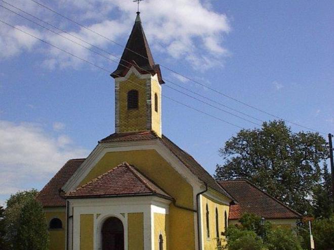 Wallfahrtskirche Maria Laab (© Gemeinde Naarn)
