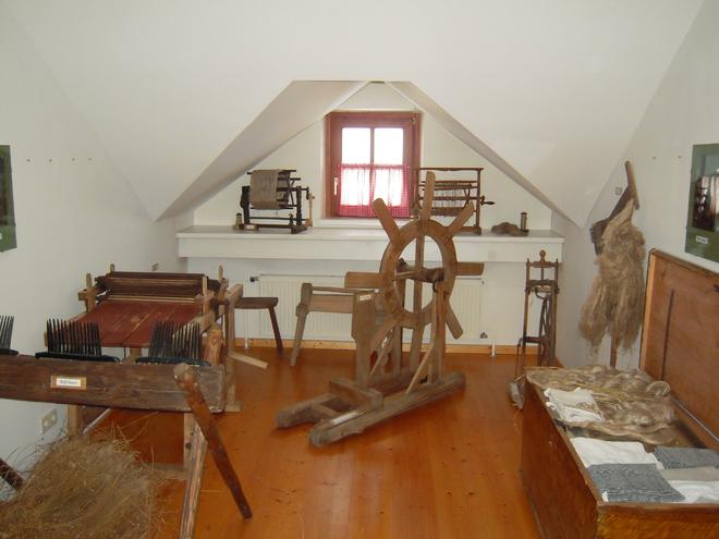 Heimatmuseum (© Tourismusverband Lembach i.M.)