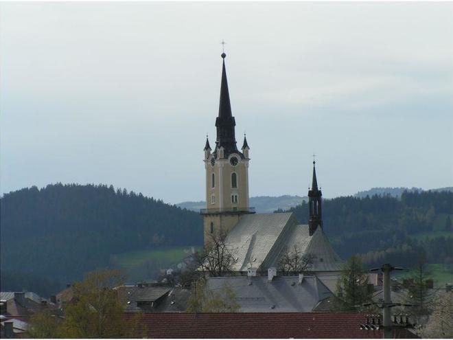 Stadtpfarrkirche (© Privat)