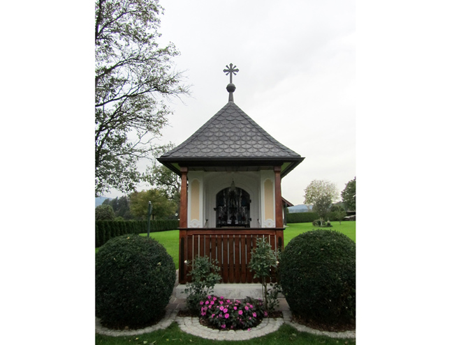 Buchinger Kapelle (© Annelu Wenter)
