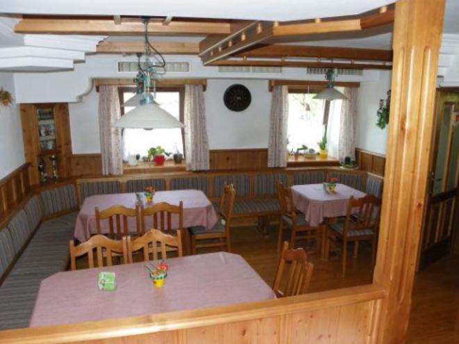 Stüberl im Gasthaus Strasseder (© Fam. Leitner, GH Strasseder)