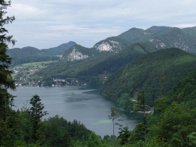 Aussicht (© Tourismusverband MondseeLand)