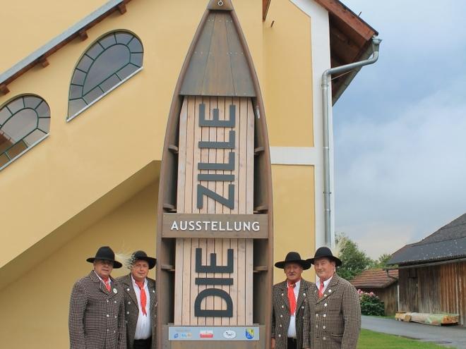 ausstellung-die-zille (© Schiffleut v.o. Donautal)