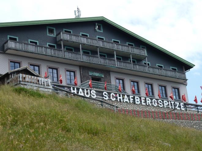 Bergrestaurant Schafbergspitze (© WTG)