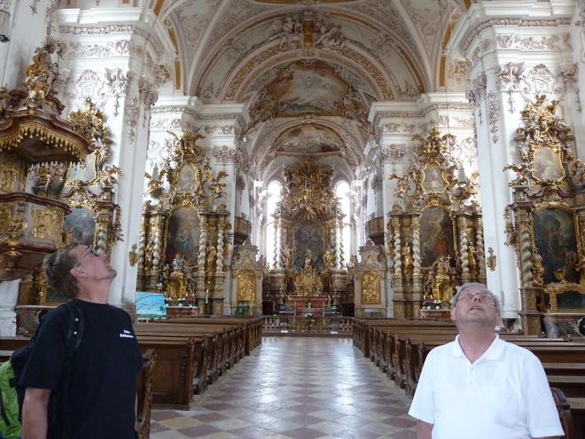 Kloster von Aldersbach (© Hans Wieser)