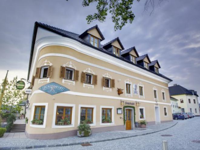 Gasthaus Ochsenwirt von außen (© Gasthaus Ochsenwirt)