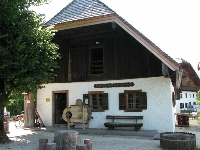Heimathaus Steinbach am Attersee (© Ferienregion Attersee-Salzkammergut)