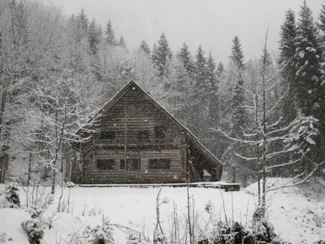 Sulzaustube-Winter (© Stephan Lipp)
