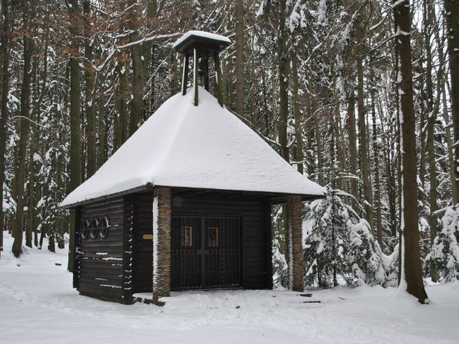 Jagabildkapelle am Haugstein (© Gemeinde Vichtenstein)