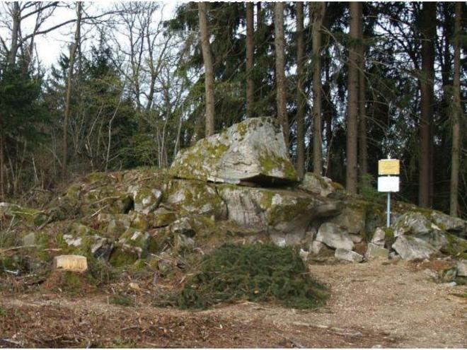 Drosselstein | www.kraftort.org (© www.kraftort.org)