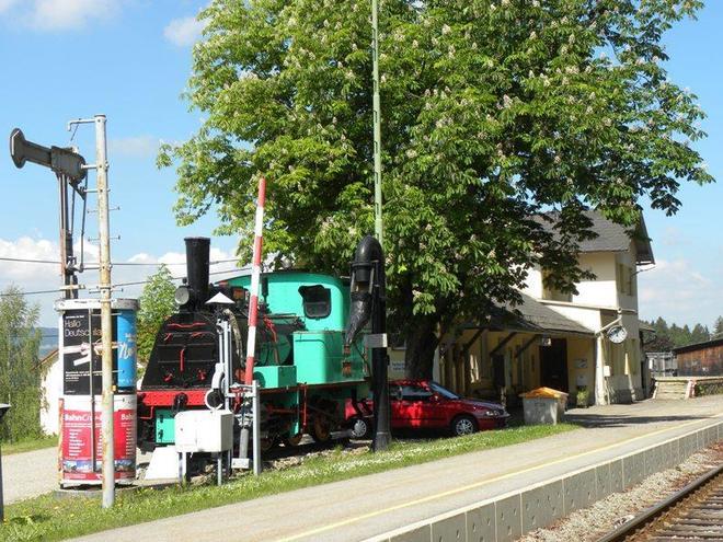Mühlkreisbahnmuseum (© Mühlkreisbahnmuseum)