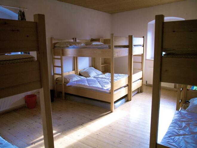 Mehrbettzimmer (© Jugendherberge Freistadt)