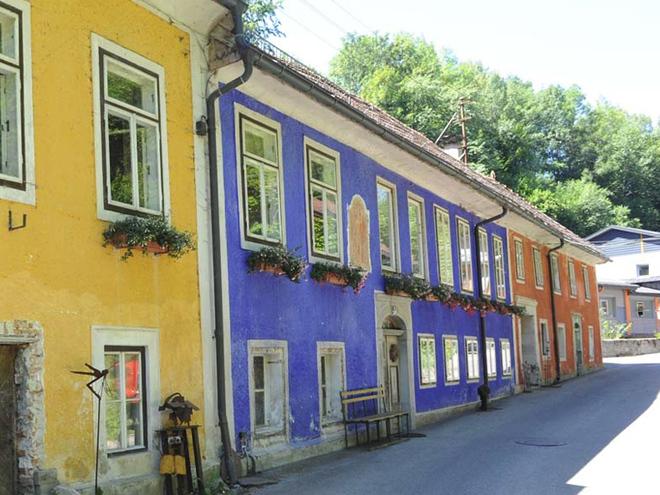 ehemaliges Sensenwerk (© Tourismusverband MondSeeLand)