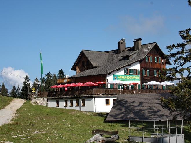 Gablonzer Hütte (© Gablonzer Hütte)
