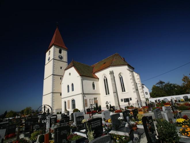 Kirche (© Gemeinde Kleinzell im Mühlkreis)