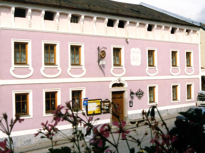 Gasthof Zur Post (© TK St. Oswald b. Fr.)
