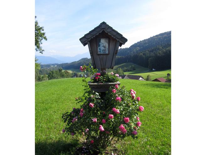 Oberellmauer Bildstock (© Annelu Wenter)