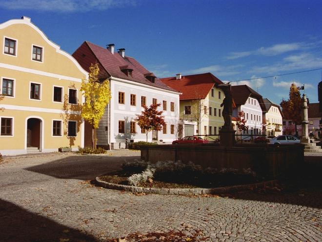 Putzleinsdorf Ortsansicht (© TTG Tourismus Technologie)