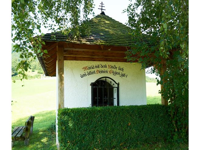 Strobl Kapelle (© Matthias Winkler)