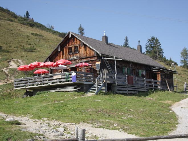 Breininghütte (© Tourismusverband Inneres Salzkammergut)