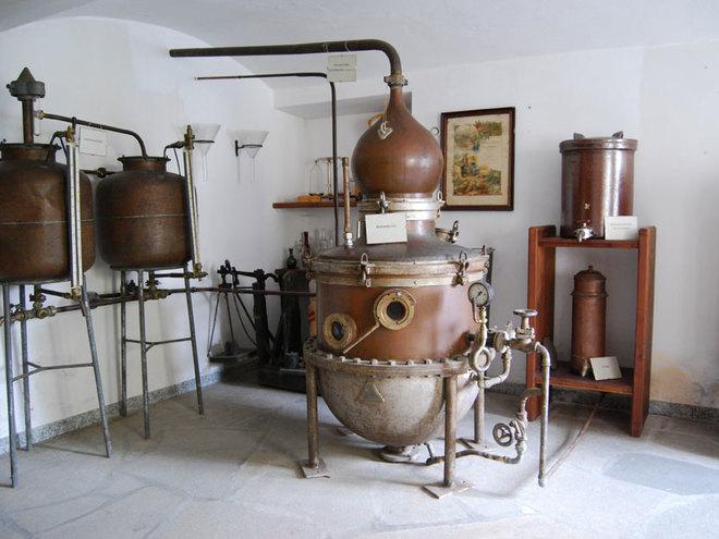 Mittendorfer Destillationsmuseum (© Mittendorfer GmbH & Co KG)