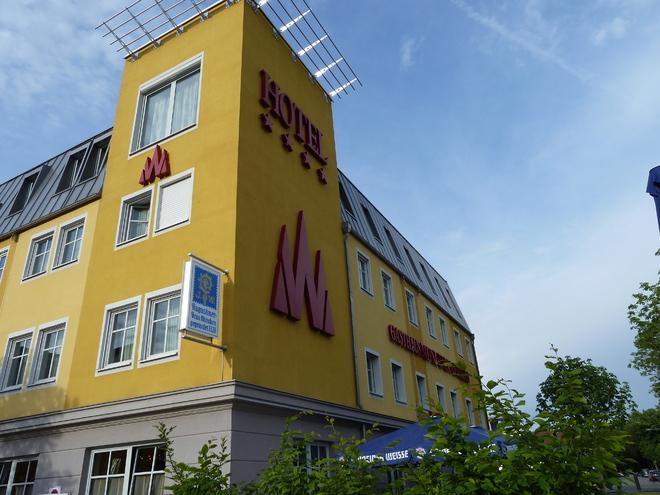 Hotel Wenisch in Straubing (© Hans Wieser)
