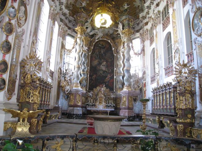 Klosterkirche Osterhofen (© Hans Wieser)