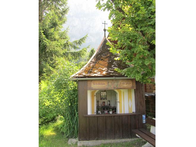 Kerschbaumer Kapelle (© Annelu Wenter)