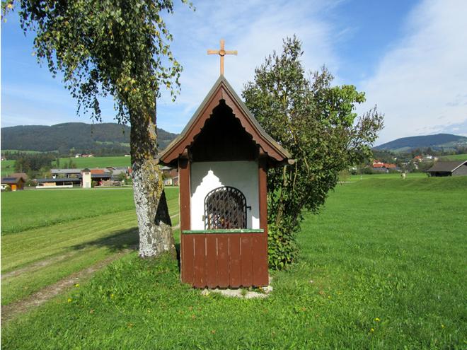 Voglhuber Kapelle (© Annelu Wenter)