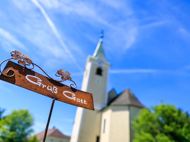 Pfarrkirche Haibach ob der Donau (© Johannes Kaindlstorfer)