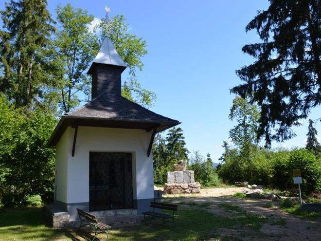 Kalvarienberg in Julbach (© Gemeinde Julbach)