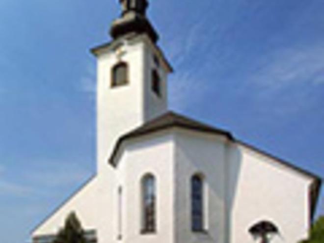 Pfarrkirche Lembach (© Pfarre Lembach)