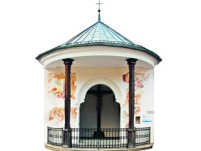 Hochkreuz Kapelle (© Matthias Winkler)