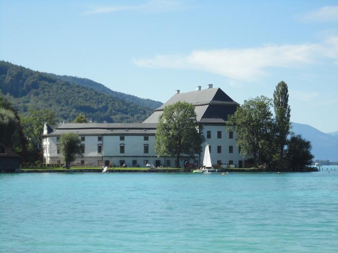 Schloss Kammer (© Ferienregion Attersee-Salzkammergut)