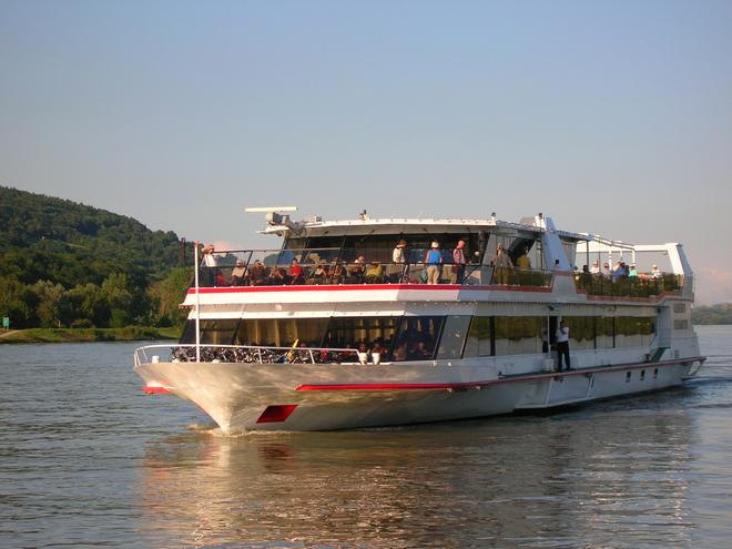 MS Kaiserin Elisabeth (© Donau Touristik)