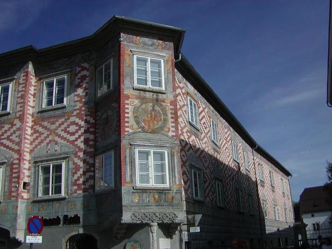 Wels: Haus der Salome Alt
